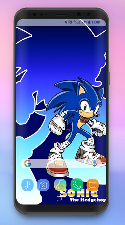 Sonic The Hedgehog Wallpaper For Android Apk Download