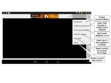 Gaffiti Cloud - BETA apk screenshot