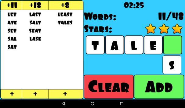 Lost Words apk screenshot