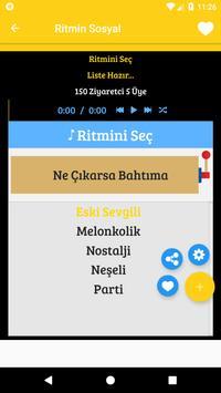 Ritmin Sosyal screenshot 1