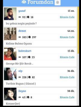 Ritmin Sosyal screenshot 2