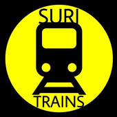Suri Trains icon