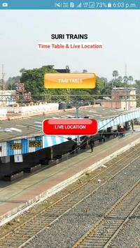 Suri Trains poster