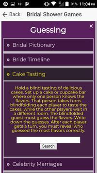 Bridal Shower Games screenshot 3