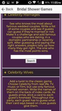 Bridal Shower Games screenshot 4