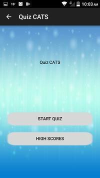 Quiz Cats And Dogs screenshot 1