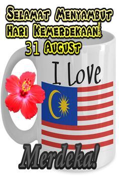 Hari Kemerdekaan Malaysia screenshot 4