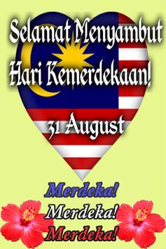 Hari Kemerdekaan Malaysia screenshot 1