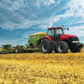 Jigsaw Puzzles Tractor Case IH icon