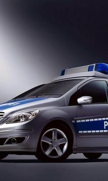 Police Car Jigsaw Puzzles poster