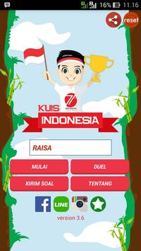 Kuis Indonesia poster