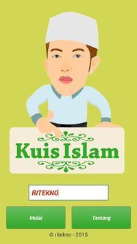 Kuis Islam poster