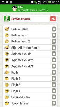 Kuis Islam screenshot 1