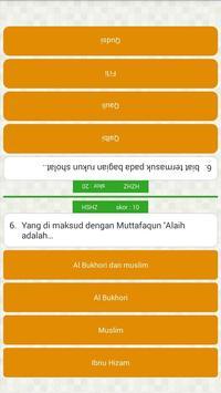 Kuis Islam screenshot 2