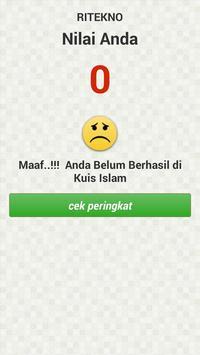 Kuis Islam screenshot 4