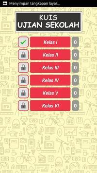Kuis Ujian Sekolah screenshot 3