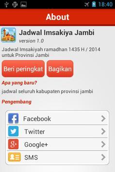 Jadwal Imsakiyah Prov. Jambi screenshot 4
