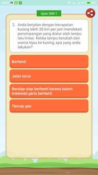 Soal Ujian SIM C screenshot 3