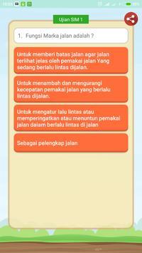 Soal Ujian SIM C screenshot 2