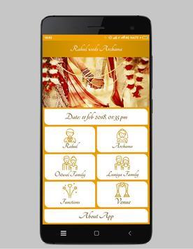 Rahul weds Archana screenshot 1