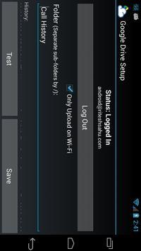 Cloud Backup Drive Connector screenshot 1