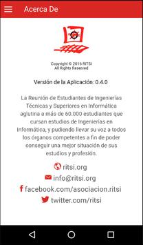 Congreso RITSI 2.0 screenshot 5
