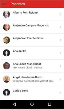 Congreso RITSI 2.0 screenshot 3