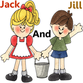 Jack and jill Kids Poem icon