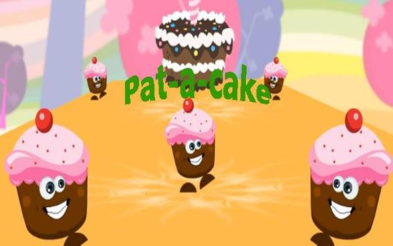 Pat A Cake Kids Poem For Child poster