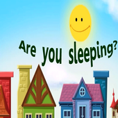 Are you sleeping Kids Poem icon