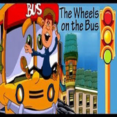 Wheels On The Bus Kids Poem icon