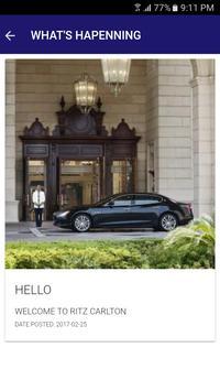 Ritz-Calrton Jeddah apk screenshot