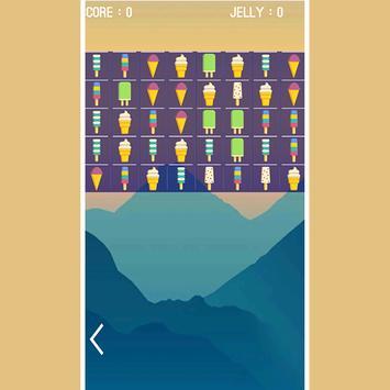 Candy Ice Cream Jam Match 3 apk screenshot