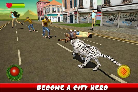 Ultimate Cheetah War Z screenshot 12