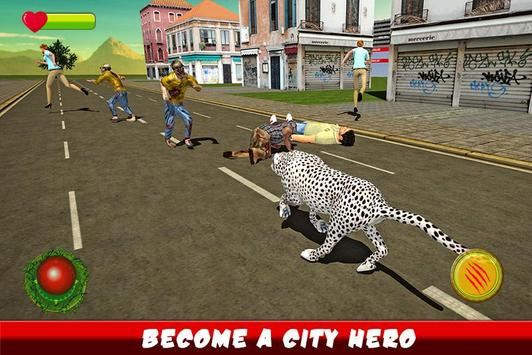 Ultimate Cheetah War Z screenshot 2