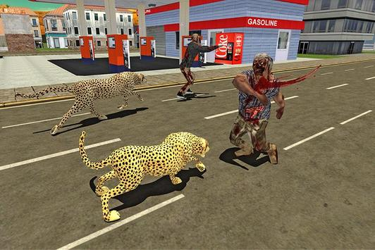Ultimate Cheetah War Z screenshot 4