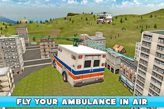 Flying Ambulance Doctor poster