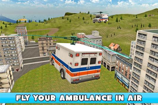 Flying Ambulance Doctor apk screenshot