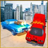 RoofTop Demolition Derby Car icon