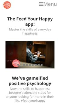 Feed Your Happy apk screenshot