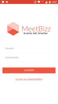 MeetBizz screenshot 1