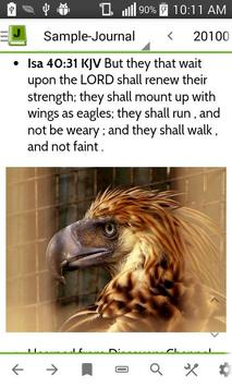 MySword Bible screenshot 4