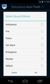 RoboGard Anti Theft Alarm Lite for Android - APK Download