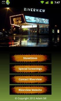 RiverviewShowtimes poster