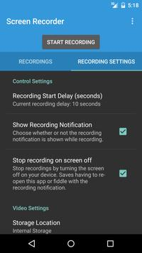 Lollipop Screen Recorder スクリーンショット 2