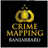 Crime Mapping Banjarbaru icon