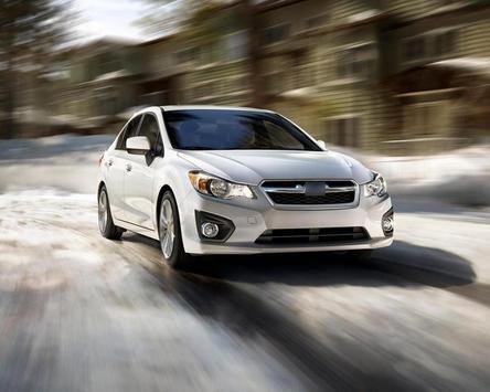 Wallpapers Subaru Impreza apk screenshot