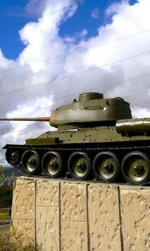 Wallpapers T34 Tanks poster