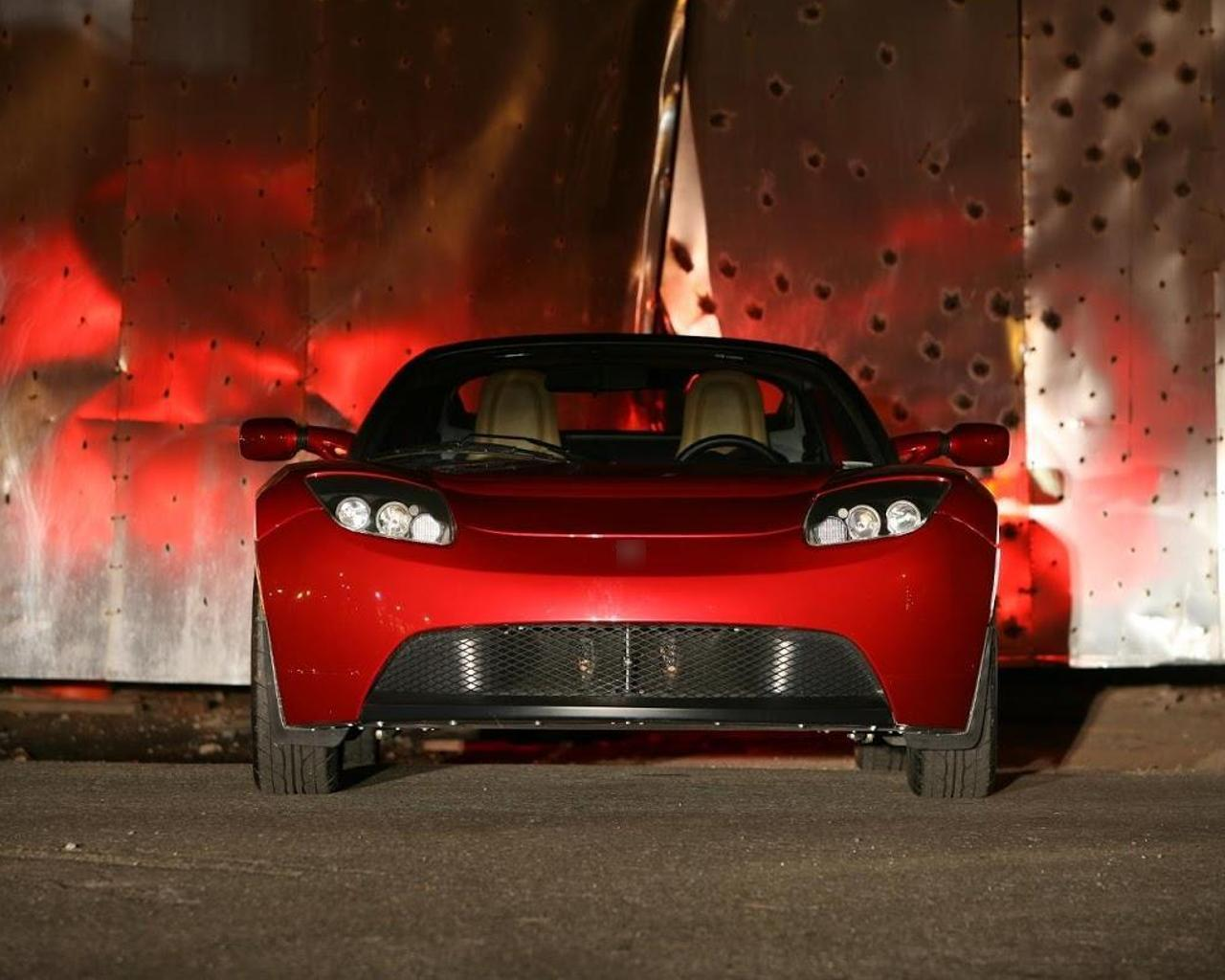 Wallpapers Tesla Roadster For Android Apk Download