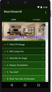 Scorpions Music&Lyrics poster